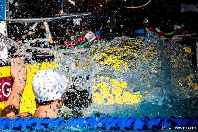 Carson Foster Heading to Austin Early in the Wake of Olympic Postponement