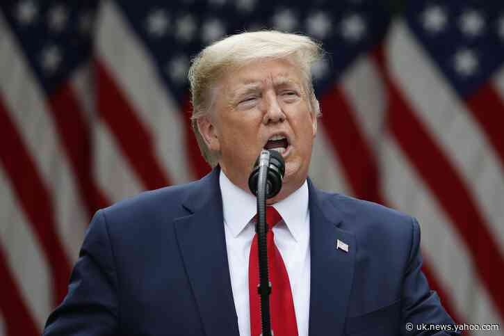 Analysis: Trump fuels new tensions in moment of crisis
