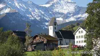 Elm: Erdbeben-Serie in den Glarner Alpen - watson