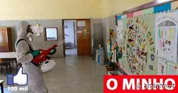Guimaraes promoveu desinfeção dos jardins de infância públicos - O MINHO