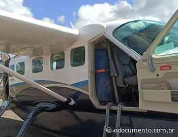 Polícia Federal flagra transporte irregular de combustível em Itaituba/PA - O Documento