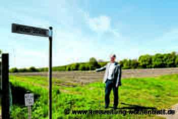 In Tostedt: Hier entlang zur Kita Weller Straße - Tostedt - Kreiszeitung Wochenblatt