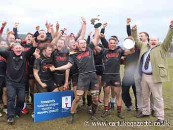 Biggar Rugby Club hope appeal to SRU against title win wipeout could be held within six weeks - Carluke Gazette