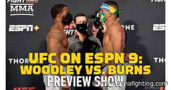 Video: UFC on ESPN 9 preview show