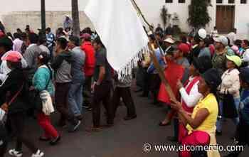Movimiento Indígena de Tungurahua anunció movilizaciones por las medidas económicas