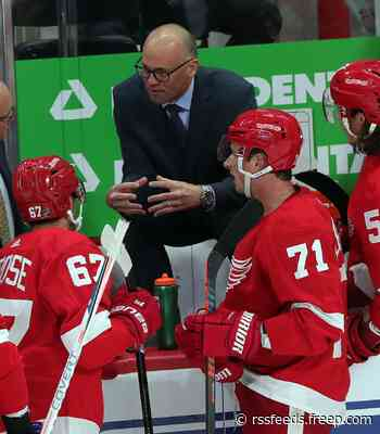 Detroit Red Wings' talent, not coaching, to blame for dismal 2019-20, says Steve Yzerman
