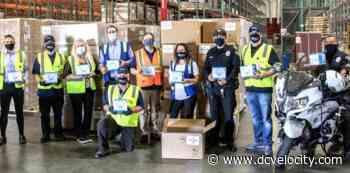 CMA CGM donates 200000 masks to City of Los Angeles—Covid-19 roundup for May 29 - DC Velocity