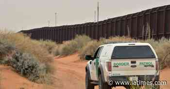 Border Patrol arrests convicted murderer in Imperial County - Los Angeles Times