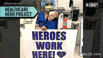 Healthcare 'superheroes' from around the world share their COVID-19 stories