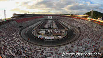 NASCAR Cup Series at Bristol: How to watch Supermarket Heroes 500, start time, schedule, TV, and live stream