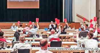 Stadtrat Homburg genehmigt Haushalt - Saarbrücker Zeitung