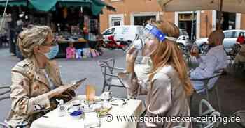 Gastronomie in Homburg nach Corona : Geschäft läuft langsam an - Saarbrücker Zeitung