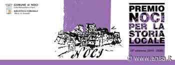 Noci: 15^ edizione Premio NOCI PER LA STORIA LOCALE - ANCI Puglia - Agenzia ANSA
