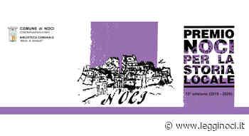Premio Noci per la storia locale: in corso la 15^ edizione - LeggiNoci.it