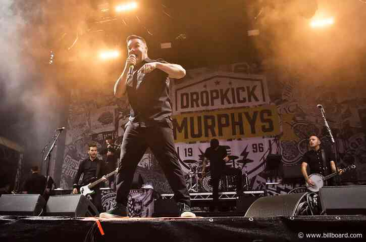 Bruce Springsteen Joins Dropkick Murphys for High-Energy Performance at Empty Fenway Park