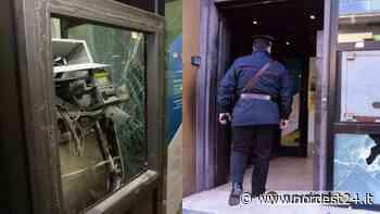 Esplosione distrugge il bancomat a Tiezzo di Azzano Decimo - Nordest24.it