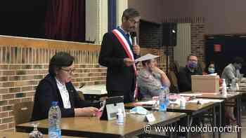 À Cysoing, Benjamin Dumortier donne le ton du mandat lors du premier conseil - La Voix du Nord