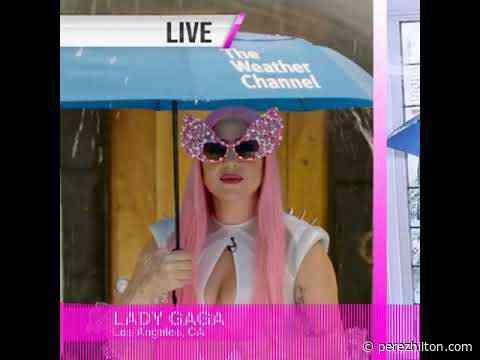 Lady GaGa & Ariana Grande's 'Rain On Me' – The Perez Hilton Review!