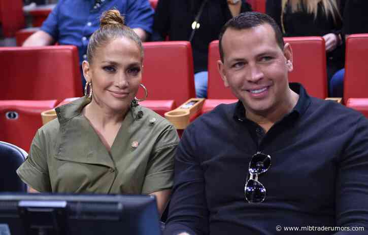 Alex Rodriguez, Jennifer Lopez Still Working On Mets Bid