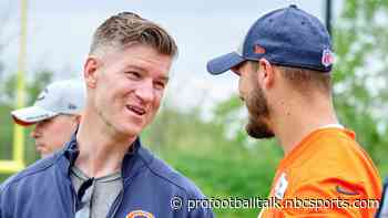 Bears G.M. Ryan Pace addresses efforts to turn the page on difficult 2019