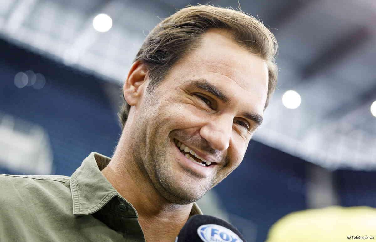 Roger Federer erstmals bestverdienender Sportler - Telebasel
