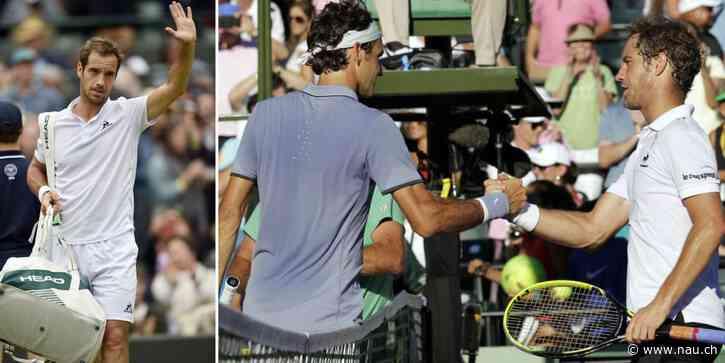 Roger Federer – Richard Gasquet: «Federer hatte enorm viel Glück» - Nau.ch