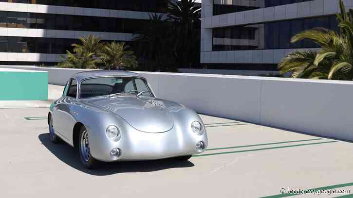 Check Out This Porsche 356 Outlaw - The First of Its Kind