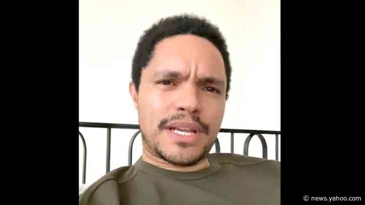 Trevor Noah: 'Police In America Are Looting Black Bodies'