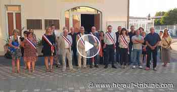 FLORENSAC - Installation de la nouvelle équipe municipale : Vincent Gaudy réélu maire - Hérault-Tribune