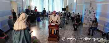 «Preghiamo per il mondo della scuola» A Zogno il Rosario del vescovo Beschi - L'Eco di Bergamo