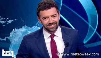Alberto Matano, fiocco rosa nella sua vita   Pazzo di gioia - MeteoWeek