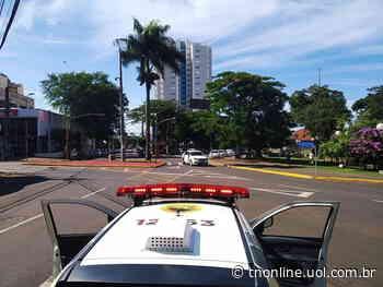 Um homem de 41 anos foi preso por embriaguez ao volante após um acidente em Apucarana na t - TNOnline