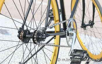 Um ciclista que estava na Avenida Aviação em Apucarana sofreu um assalto no começo da noit - TNOnline