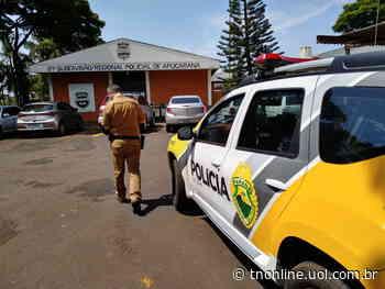 Um homem de 30 anos foi preso após furtar protetor solar de uma farmácia em Apucarana, no - TNOnline