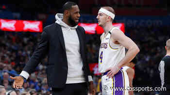 Alex Caruso confirms that he will not appear alongside LeBron James in Space Jam: A New Legacy