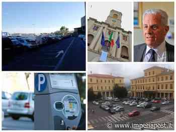 Imperia, parcheggi blu: Agnesi e piazza del Duomo, si torna a pagare dal primo giugno / L'ordinanza - IMPERIAPOST