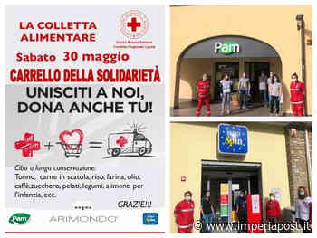 Coronavirus, Imperia: Croce Rossa e Gruppo Arimondo uniti per le famiglie in difficoltà. Sabato 30 maggio la spesa solidale/L'iniziativa - IMPERIAPOST