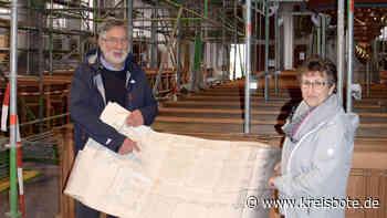 Pfarrkirche St. Peter und Paul in Oberstaufen bekommt komplette Innenrenovierung   Sonthofen - Kreisbote