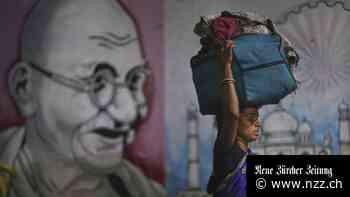 Indien wagt das grosse Corona-Experiment