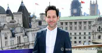 Paul Rudd admits he still fees like an imposter as he gives career advice - The Irish News