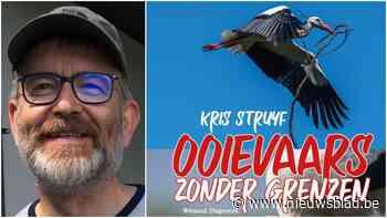 """Hij ringde meer dan duizend ooievaars, nu brengt voormalig Zwin-conservator Kris boek uit: """"Ze zijn de rode draad in mijn loopbaan"""""""