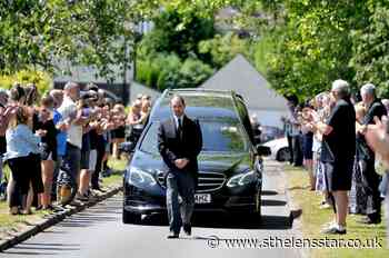 People line the streets to say farewell to 'true diamond' Chris Carberry - St Helens Star