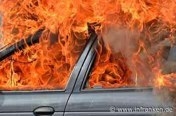 A9 bei Feucht: Familienauto geht in Flammen auf - schwangere Frau verletzt - inFranken.de