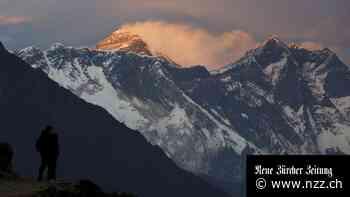Der Everest ruft, und niemand geht hin