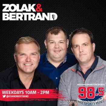 Zolak and Bertrand: NFL rule change and Mike Tyson's comeback (Hour 1) - 98.5 The Sports Hub