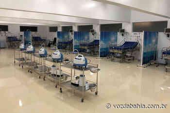 Paciente com coronavírus está entubada na UTI do Hospital Municipal de Brumado - Voz da Bahia
