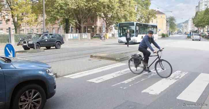 Heidelberg-Studie:  Die Heidelberger fahren weniger Auto