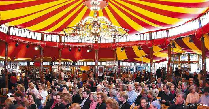 Heidelberg:  Literaturtage als Online-Festival im virtuellen Zelt