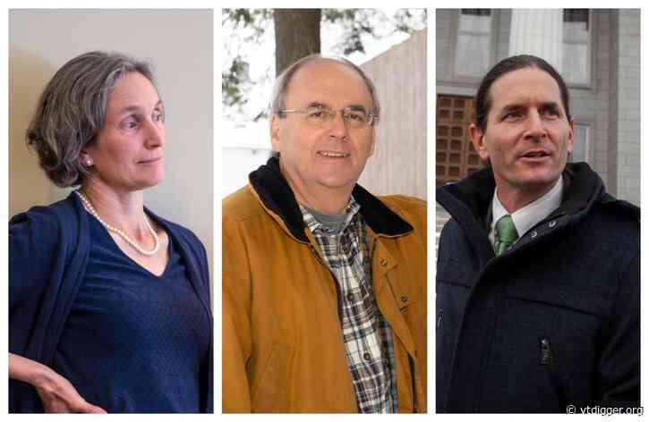 Democratic gubernatorial candidates find little disagreement during debate