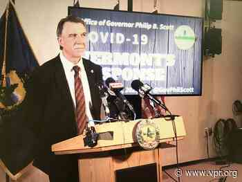 Scott Allows Gyms, Spas To Reopen, And Announces 'Pilot Project' For Tourism Industry - Vermont Public Radio